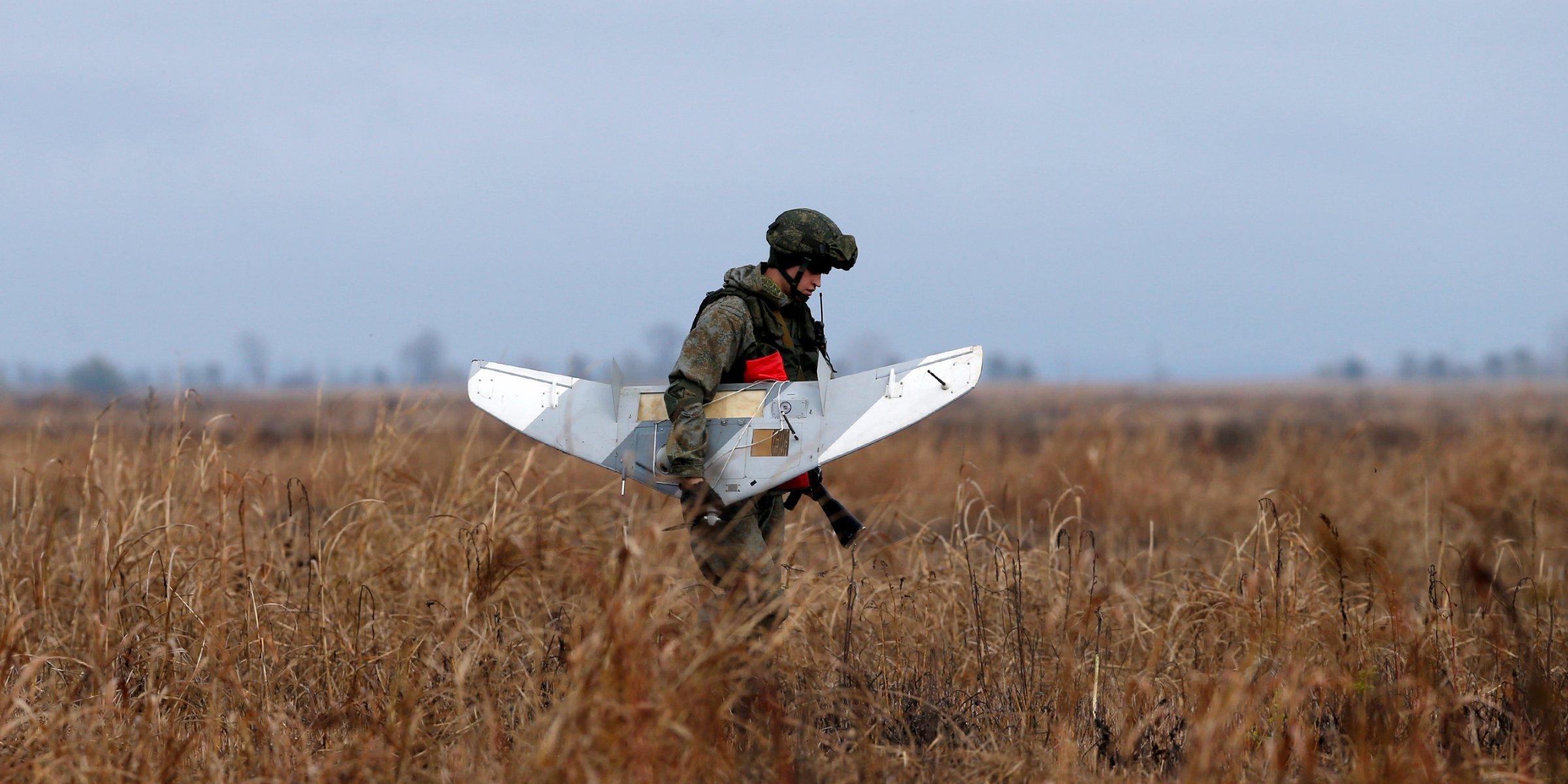 удалась фото дронов разведчиков россии могут рассказать большую